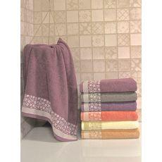 """Махровое полотенце 50х90 """"Berfin"""" 6 шт., фото 1"""