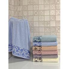 """Махровое полотенце 70х140""""Hayat"""" 6 шт, фото 1"""