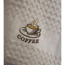"Кухонное полотенце в упаковке 45x65*2 ""Кофе-2"", фото 2"