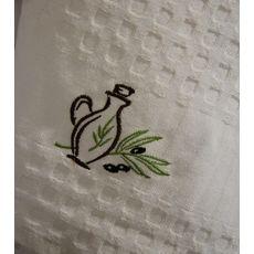 """Кухонное полотенце в упаковке 45x65*2 """"Олива-3"""", фото 3"""