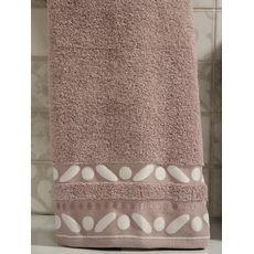 """Махровое полотенце 70х140 """"Gravel"""" пудра, фото 2"""