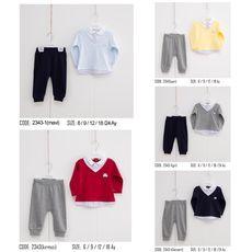 Кофта и штаны (рост до 18), фото 1