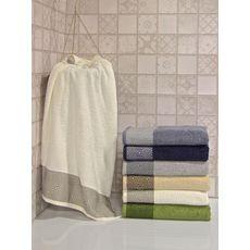 """Махровое полотенце 70х140 """"Qwin"""" 6 шт, фото 1"""