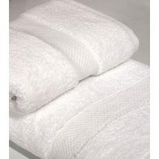 """Набор полотенец в пвх """"Sandra"""" (50х90+70х140), белый, фото 2"""