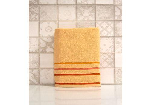 """Махровое полотенце 70х140 """"Полоса"""" 6 шт, фото 3"""