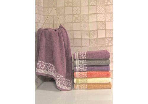 """Махровое полотенце 70х140 """"Berfin"""" 6 шт., фото 1"""
