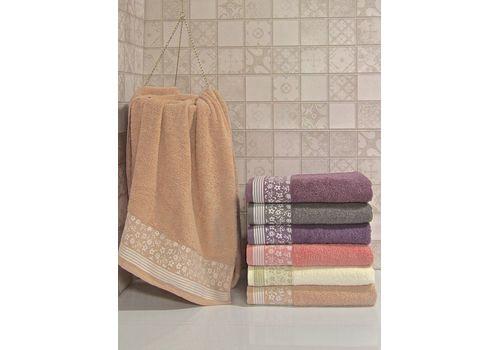 """Махровое полотенце 70х140 """"Berfin"""" 6 шт., фото 2"""