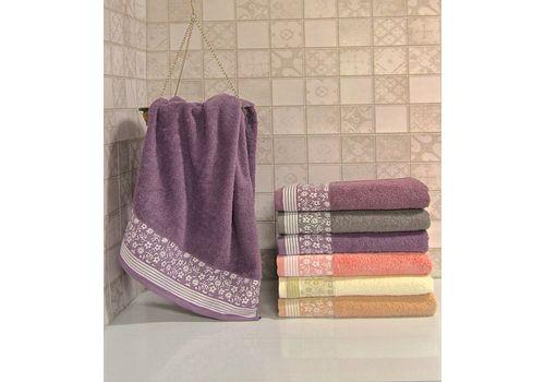 """Махровое полотенце 70х140 """"Berfin"""" 6 шт., фото 5"""