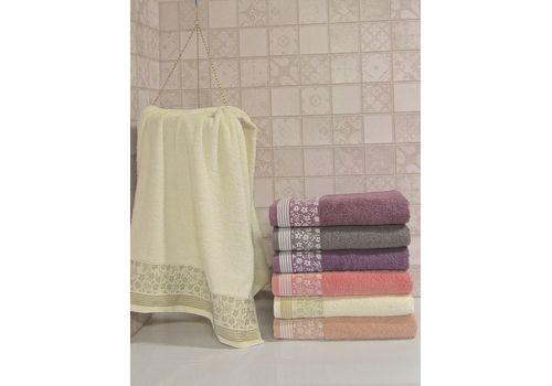 """Махровое полотенце 50х90 """"Berfin"""" 6 шт., фото 6"""