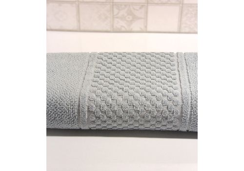 """Махровое полотенце c бахрамой 50х90 """"Castel"""" 6 шт, фото 9"""
