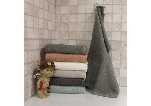 """Махровое полотенце c бахрамой 70х140 """"Castel"""" 6 шт, фото 6"""