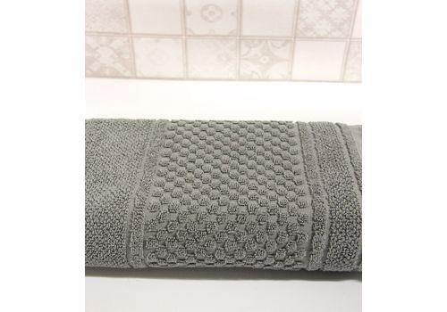"""Махровое полотенце c бахрамой 50х90 """"Castel"""" 6 шт, фото 8"""