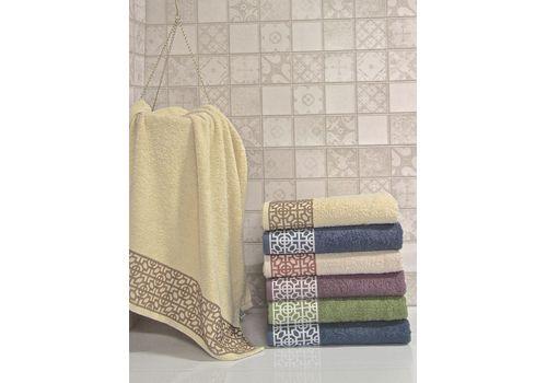 """Махровое полотенце 70х140 """"Denis"""" 6 шт, фото 4"""