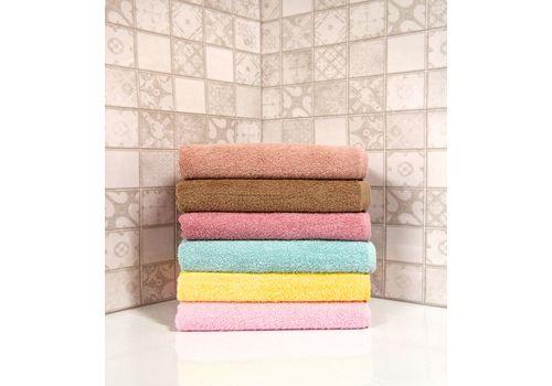"""Махровое полотенце 50х50 """"Eponj"""" 6 шт, фото 1"""