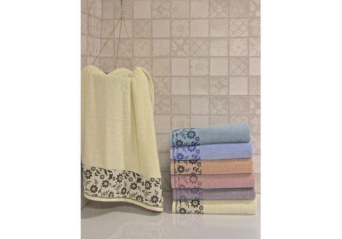 """Махровое полотенце 50х90 """"Hayat"""" 6 шт, фото 6"""