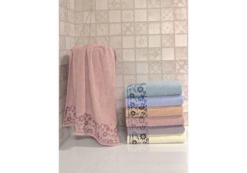 """Махровое полотенце 50х90 """"Hayat"""" 6 шт, фото 3"""