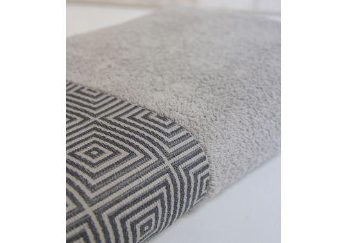 """Махровое полотенце 50х90 """"Qwin"""" 6 шт, фото 9"""