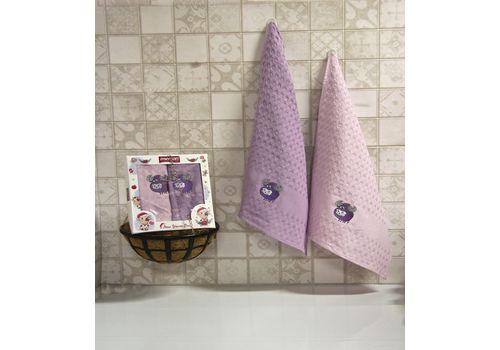 """Кухонное полотенце в упаковке 45x65*2 """"Бык""""-4,, фото 1"""