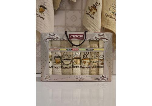 "Кухонное полотенце в упаковке 45x65*7 ""Неделька"", фото 4"