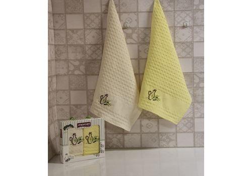 """Кухонное полотенце в упаковке 45x65*2 """"Олива-3"""", фото 1"""