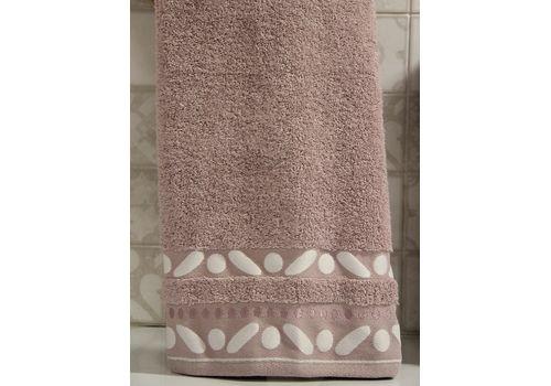 """Махровое полотенце 50х90 """"Gravel"""" пудра, фото 2"""