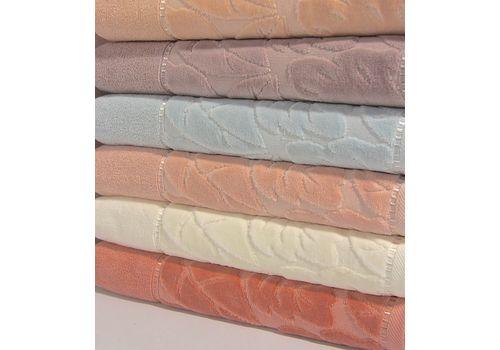 """Махровое полотенце 70х140 """"Kismi Kadife"""" 6шт, фото 7"""
