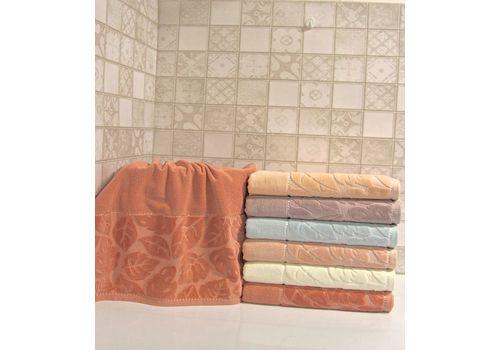 """Махровое полотенце 50х90 """"Kismi Kadife"""" 6 шт, фото 2"""