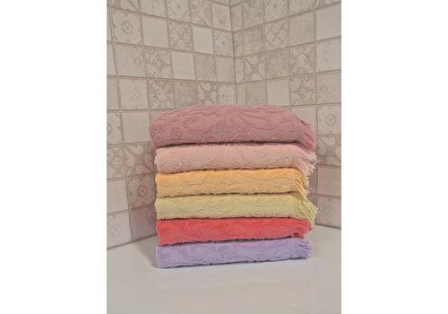 """Махровое полотенце 90х140 """"Lilia"""" 6 шт, фото 7"""