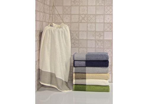 """Махровое полотенце 50х90 """"Qwin"""" 6 шт, фото 2"""