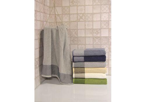 """Махровое полотенце 50х90 """"Qwin"""" 6 шт, фото 3"""