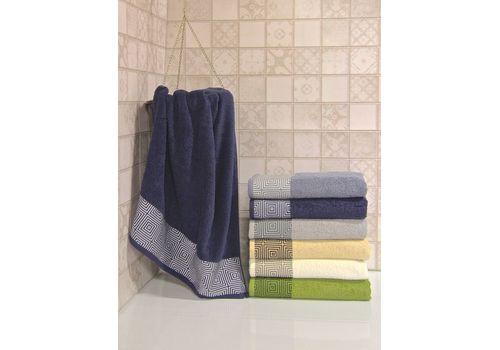 """Махровое полотенце 70х140 """"Qwin"""" 6 шт, фото 3"""
