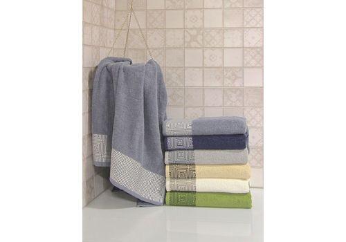 """Махровое полотенце 50х90 """"Qwin"""" 6 шт, фото 6"""