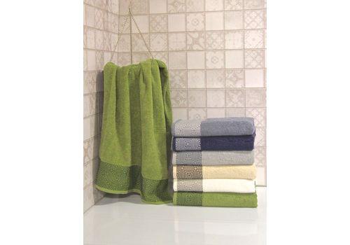 """Махровое полотенце 50х90 """"Qwin"""" 6 шт, фото 1"""