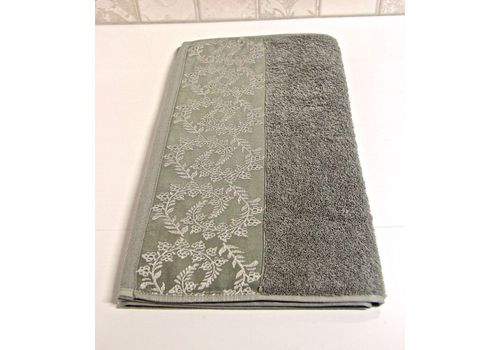 """Махровое полотенце 50х90 """"Silver"""" 6 шт, фото 6"""