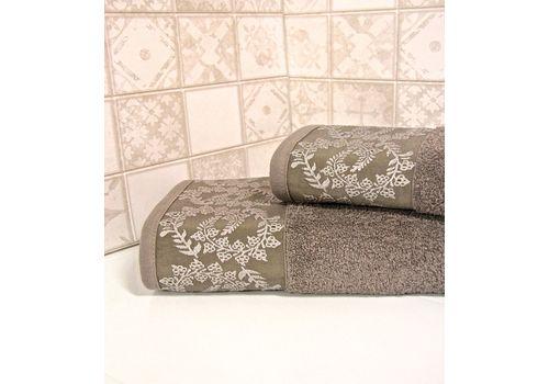 """Махровое полотенце 50х90 """"Silver"""" 6 шт, фото 9"""