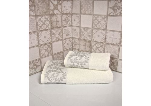"""Махровое полотенце 70х140 """"Silver"""" 6 шт, фото 14"""