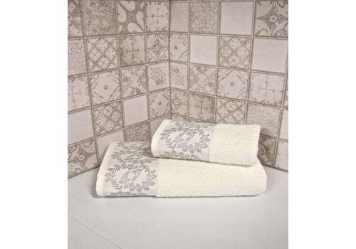 """Махровое полотенце 50х90 """"Silver"""" 6 шт, фото 10"""