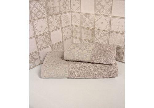 """Махровое полотенце 70х140 """"Silver"""" 6 шт, фото 16"""