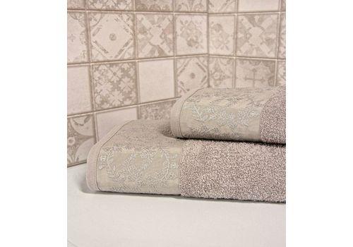 """Махровое полотенце 50х90 """"Silver"""" 6 шт, фото 13"""