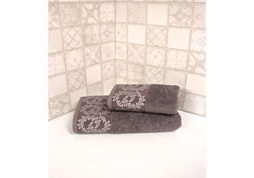 """Махровое полотенце 70х140 """"Silver"""" 6 шт, фото 2"""