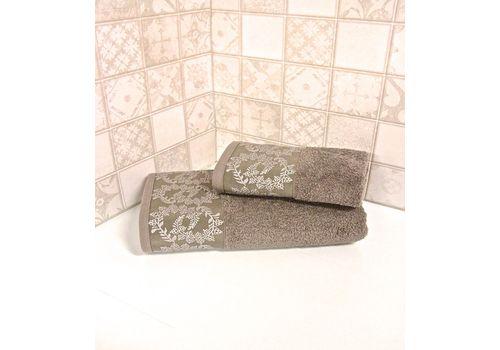 """Махровое полотенце 50х90 """"Silver"""" 6 шт, фото 2"""