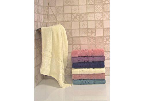 """Махровое полотенце 70х140 """"Zinaida"""" 6 шт, фото 2"""