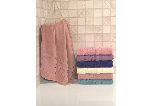 """Махровое полотенце 50х90 """"Zinaida"""" 6 шт, фото 4"""